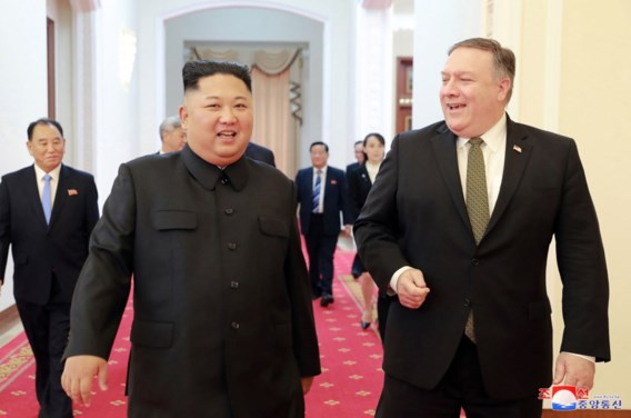 Noord-Korea wil niet meer praten met Pompeo