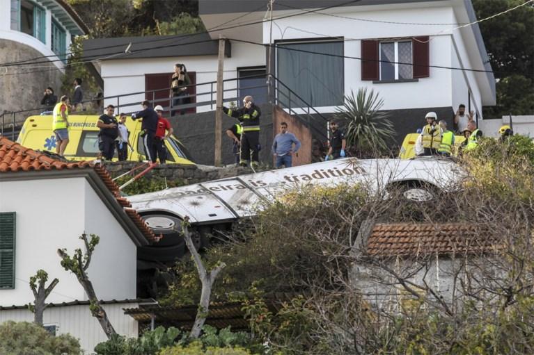 'Minstens 29 doden bij crash toeristenbus in Portugal'