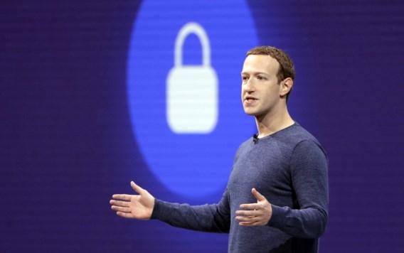 Facebook sloeg 'per ongeluk' mailcontacten 1,5 miljoen mensen op