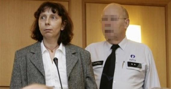 Geneviève Lhermitte wordt overgebracht naar psychiatrische instelling
