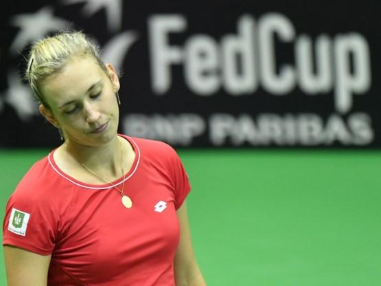 Elise Mertens zegt af voor belangrijk duel tegen Spanje in barrages Wereldgroep Fed Cup