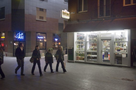 Oostende gaat druggebruikers meteen beboeten