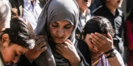 De langzame genocide van de jezidi's
