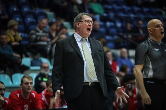 Soap bij basketbalclub Charleroi blijft duren: coach Bavcevic alweer ontslagen