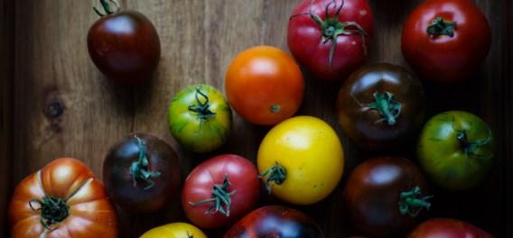 Waarom uw tomaat beter geblutst dan perfect rond is