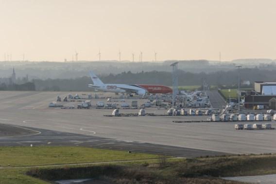 Duitse luchtverkeersleiders springen luchthaven van Luik bij