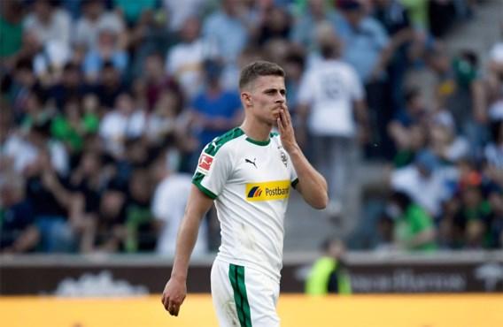 Thorgan Hazard en Mönchengladbach verliezen topper tegen Leipzig