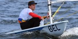Wannes Van Laer als negende naar medaillerace wereldbeker zeilen in Genua