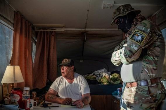 Baas van anti-migrantenmilitie opgepakt in de VS