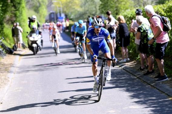 Alaphilippe blijft na Amstel Gold Race nummer één op wereldranglijst, Van der Poel stijgt naar twaalf