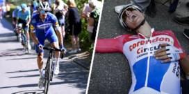 """Mathieu van der Poel na onwaarschijnlijke triomf in de Amstel Gold Race: """"Kan het niet bevatten"""""""