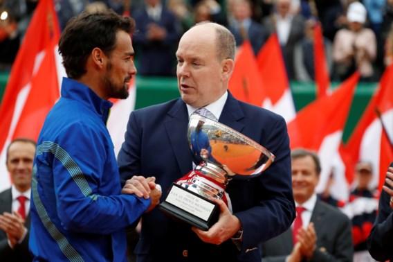 Fabio Fognini verovert in Monte Carlo negende ATP-titel