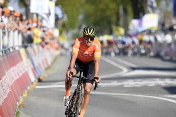Greg Van Avermaet toch aan de start in Luik-Bastenaken-Luik