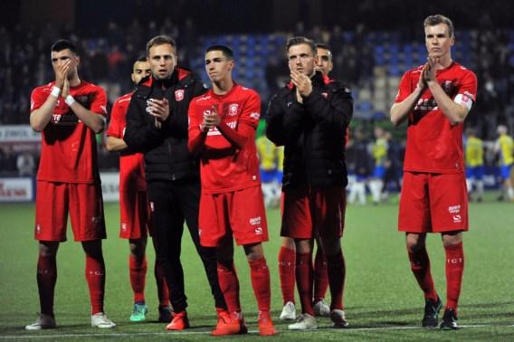 Twente stijgt na jaar afwezigheid terug naar Eredivisie