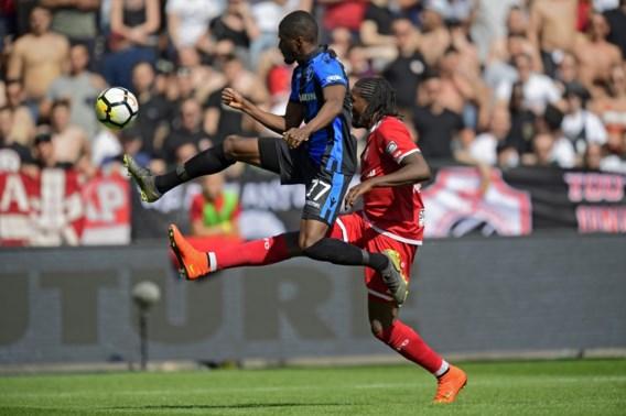 Club Brugge verliest kostbare punten in titelstrijd bij Antwerp