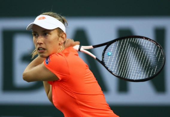 Geen wijzigingen in top veertig, Mertens blijft achttiende op WTA-ranking