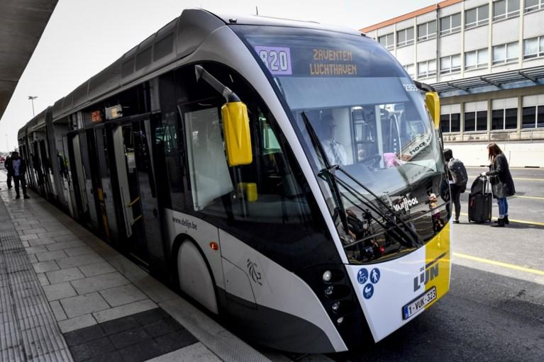 De Lijn heeft nu ook bussen van 24 meter: de trambussen