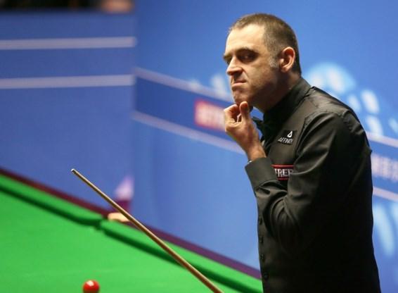 Sensatie op WK snooker: topfavoriet Ronnie O'Sullivan mist onbegrijpelijk en verliest in eerste ronde van amateur James Cahill