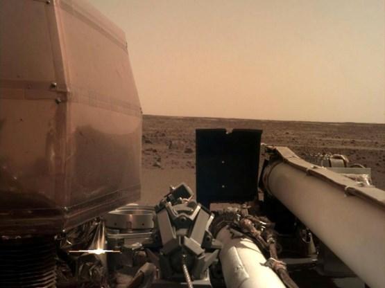 België detecteert mee eerste beving op Mars