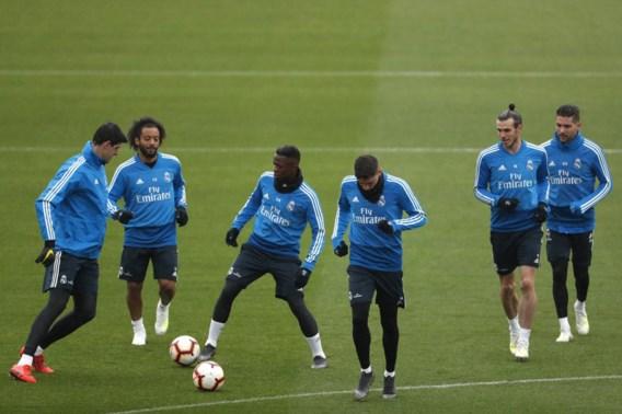 Real Madrid kan weer op Thibaut Courtois rekenen, maar Zidane blijft twijfel zaaien