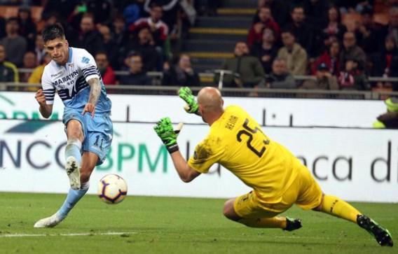 Lazio is eerste finalist in Coppa Italia ten koste van AC Milan