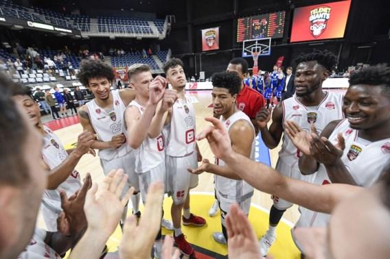 Antwerp Giants na vlotte zege tegen Aalst opnieuw mee aan de leiding in Euromillions Basket League