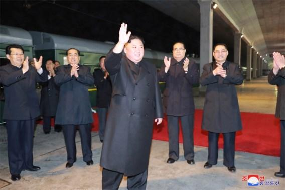 Kim Jong-un vertrokken naar Siberië voor top met Poetin