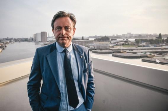 Bart De Wever: 'Angst slaat me om het hart wanneer ik peiling zie'