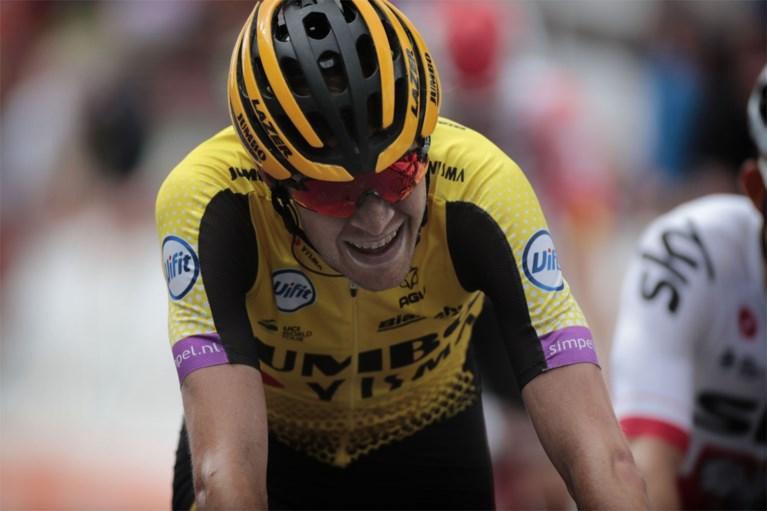 """Vijf Belgen in top-20 Waalse Pijl en kleine Bjorg Lambrecht imponeert: """"Hier kon ik deze winter alleen maar van dromen"""""""