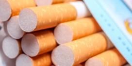 Douane neemt tien miljoen illegale sigaretten in beslag
