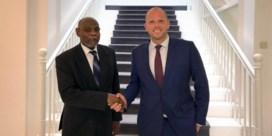 'Soedanese ambassadeur in Brussel moet weg'