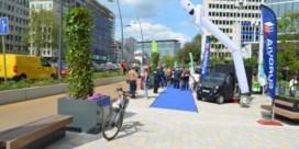 Madouplein verwelkomt fietsers na make-over