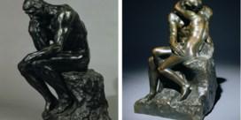 Vervalsers maakten Rodin aan de lopende band