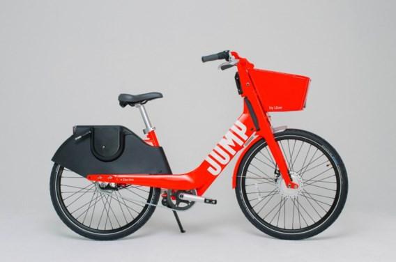 Uber komt met elektrische deelfietsen naar Brussel