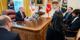 Trump ontmoet Twitter-ceo om te klagen over dalend aantal volgers