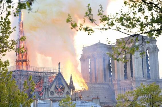 Tweede Belgische kunstenaar kandidaat om nieuwe toren van Notre-Dame te ontwerpen