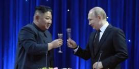 Poetin gaat in op uitnodiging van Kim Jong-un voor bezoek aan Noord-Korea