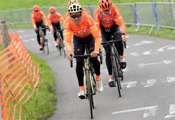 Greg Van Avermaet als kopman en met ambities naar Luik-Bastenaken-Luik