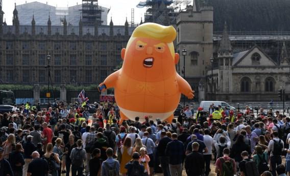 Ook Jeremy Corbyn weigert staatsbanket met Donald Trump
