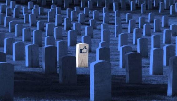 Zijn er binnen vijftig jaar meer doden dan levenden op Facebook?