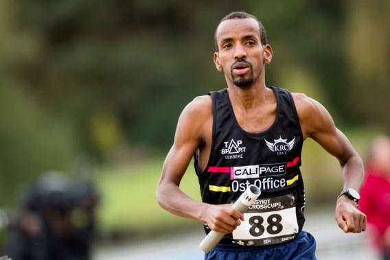 Bashir Abdi sloopt 24 jaar oud Belgisch record marathon in Londen