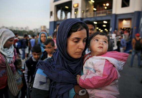 Vluchtelingen vertellen hun verhaal in bussen, trams en schuilhokjes