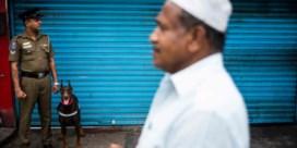 De moslims in Sri Lanka zijn nerveus