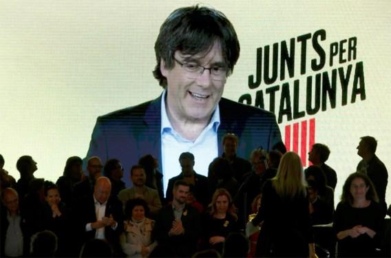 Puigdemont mag niet deelnemen aan Europese verkiezingen