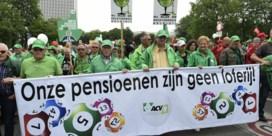 Iedereen wil 1.500 euro pensioen, iedereen wil iets anders