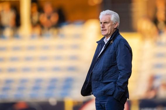 """Hugo Broos stapt alweer op als sportief directeur bij KV Oostende: """"Een verschil in visie"""""""
