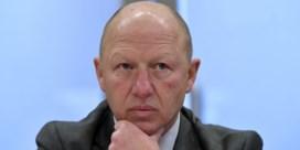 Hans Bonte wil dat regering Belgische kinderen evacueert uit Syrische kampen
