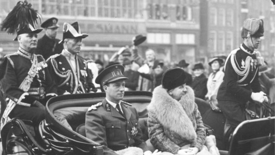 Nederlandse koningin bekeek deal met nazi's over Leopold III