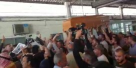 dS VIDEO - Daniel (9) begraven in Libanon