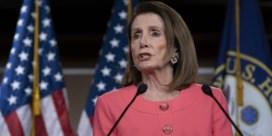 Pelosi beschuldigt Justitieminister van 'misdaad'